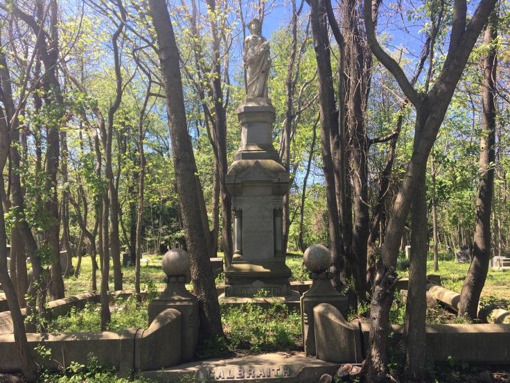 Mount Moriah Statue